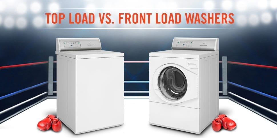Top load vs. Front load