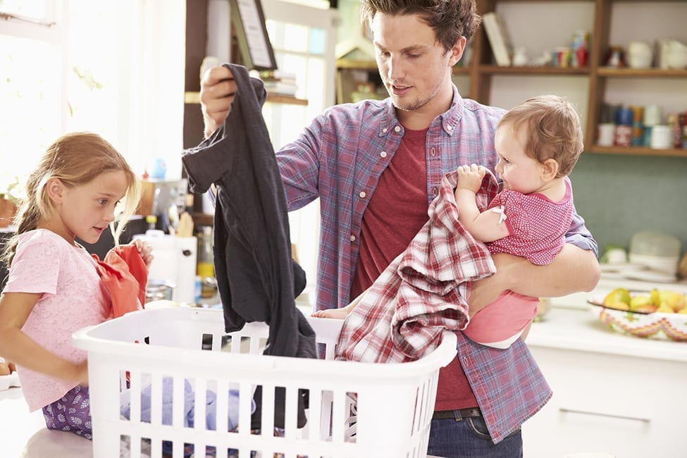 Ways to Keep Little Ones Safe in the Laundry Room