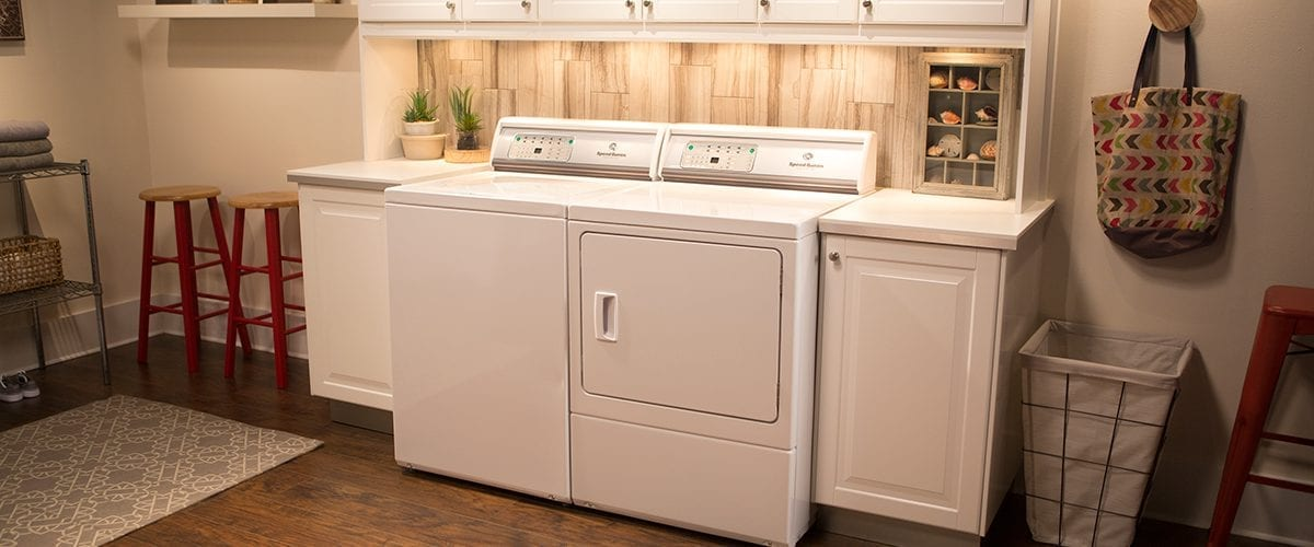 Organizing Your Laundry Room Speed Queen