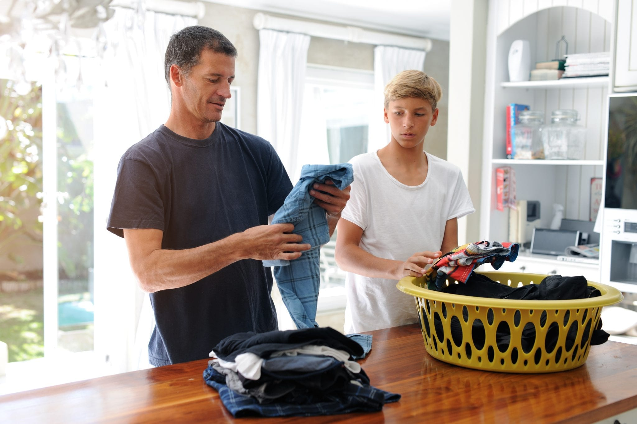 Teach your Teen to do Laundry