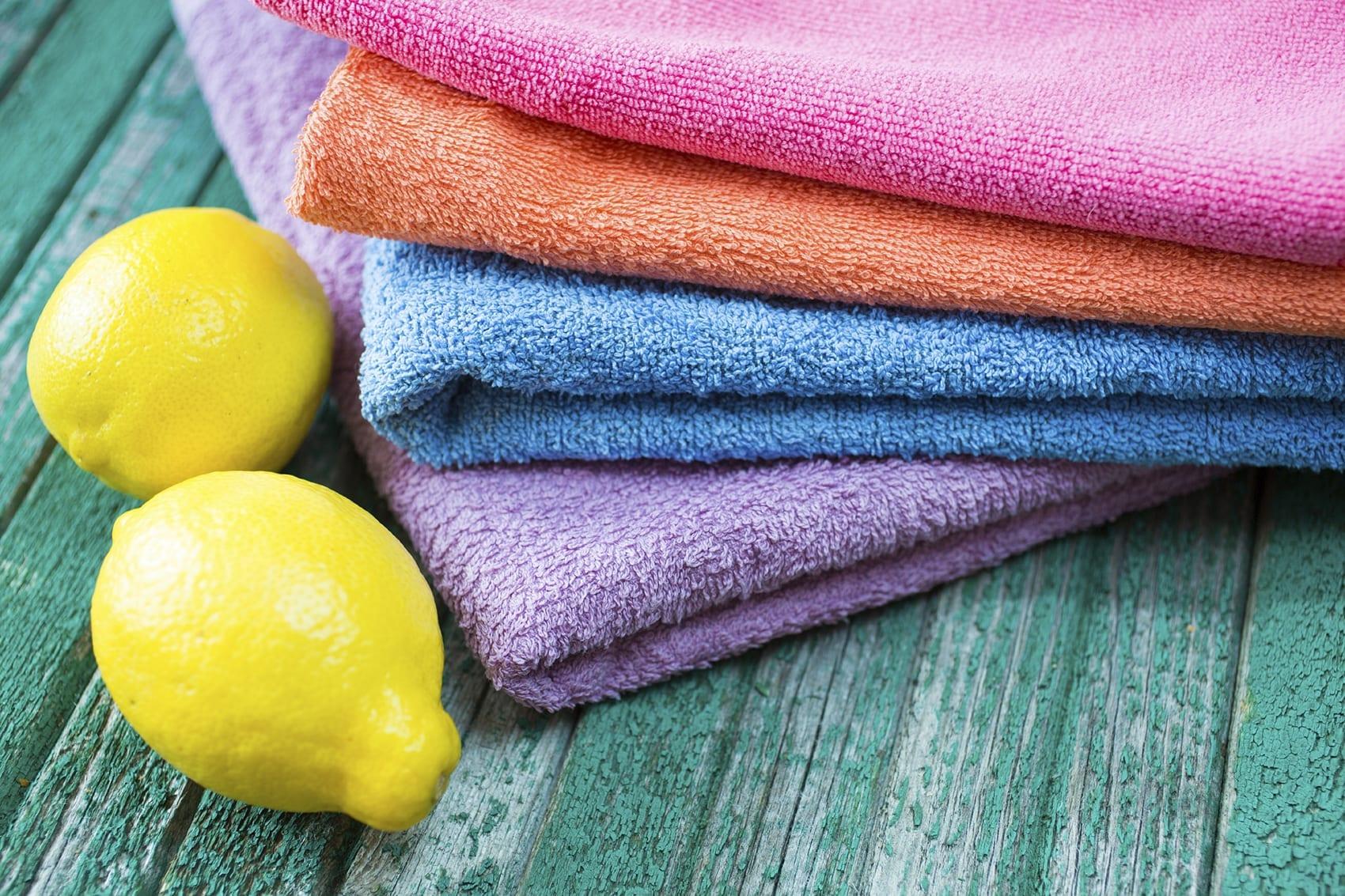 Lemons in the Laundry