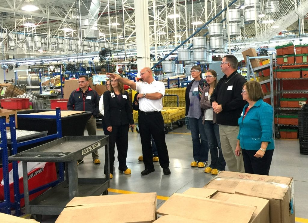 manufacturing day 15