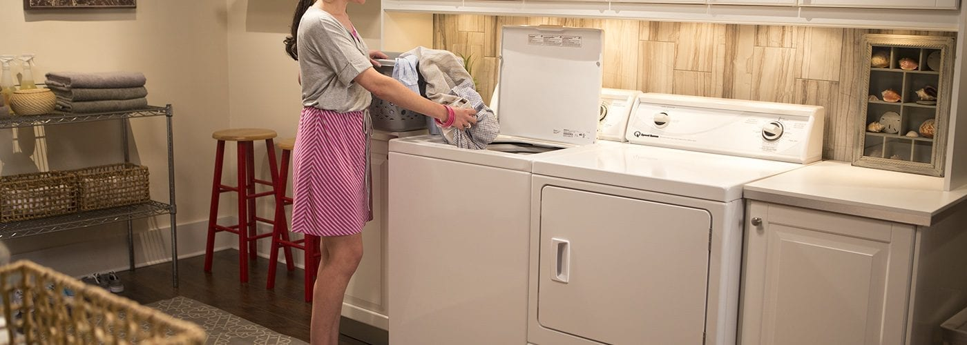 top load washer cleaning