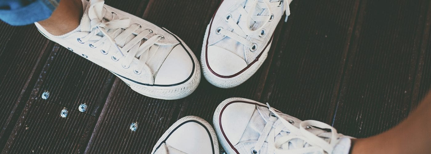 How To Make Your Shoes White Again Sd Queen
