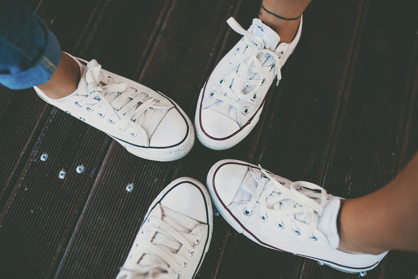 How to Make Your Shoes White Again