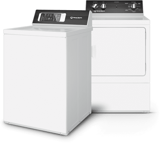 Speed Queen Commercial Washers and Dryers