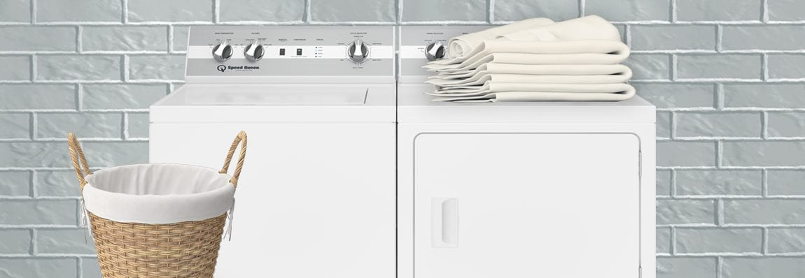 Speed Queen's TC5 Brings a Classic Wash Back to your Laundry