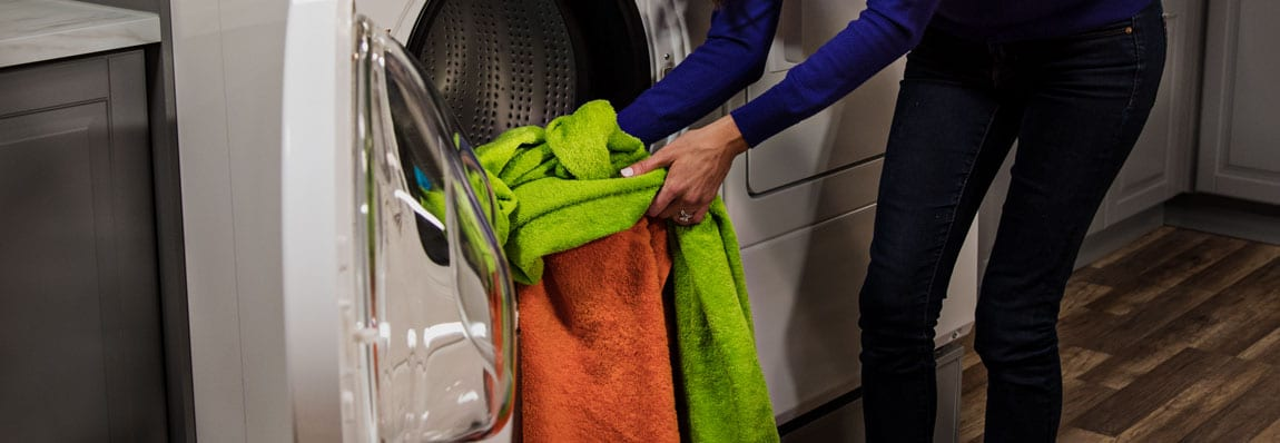 Laundry tips to keep germs, bacteria at bay