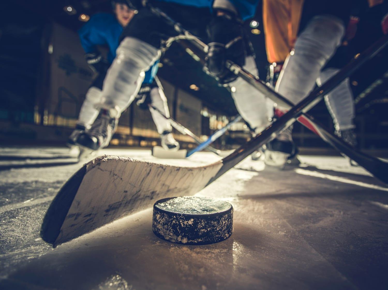 No hockey? We got your slapshots right here.