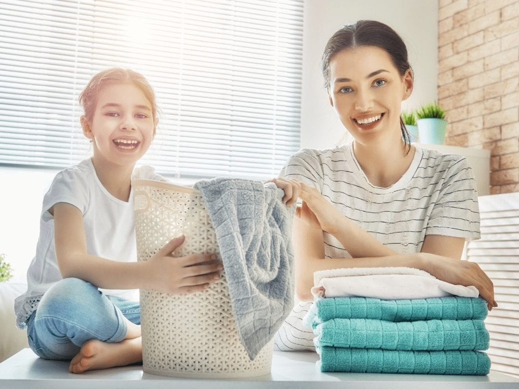 Laundry Tips for All Ages