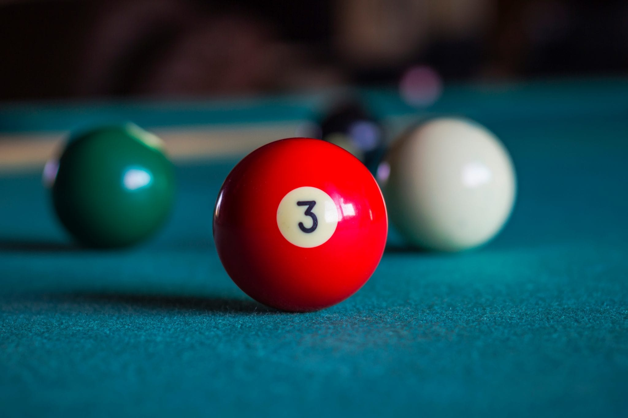 Fancy a game of billiards? Let's play.