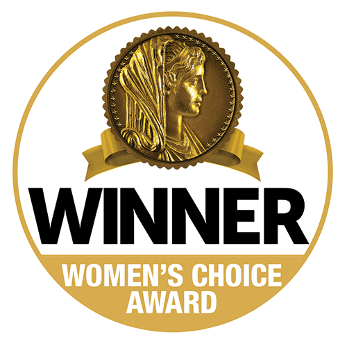 Winner Women's Choice Award