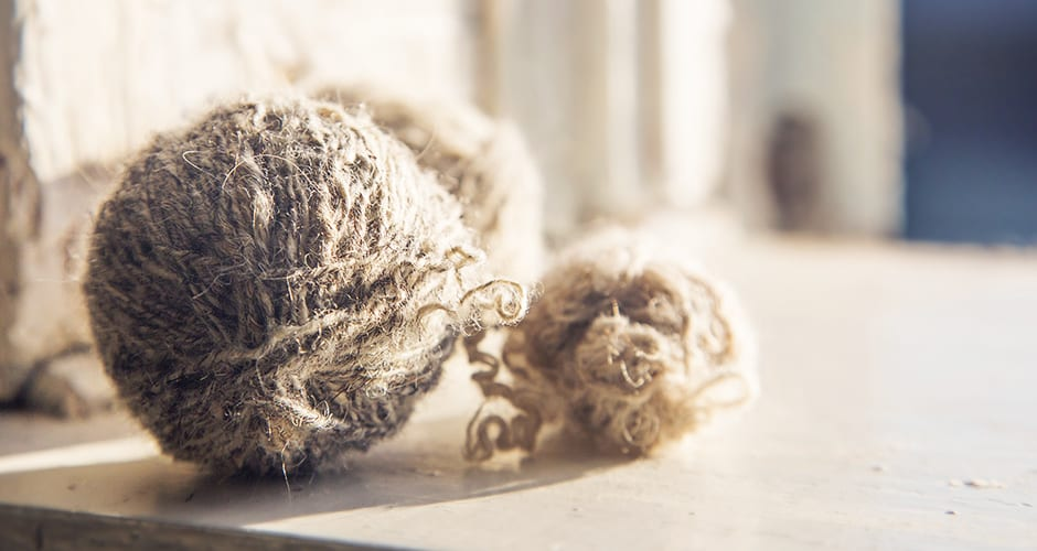 How to Make Wool Dryer Balls in 5 Minutes (Or Less)