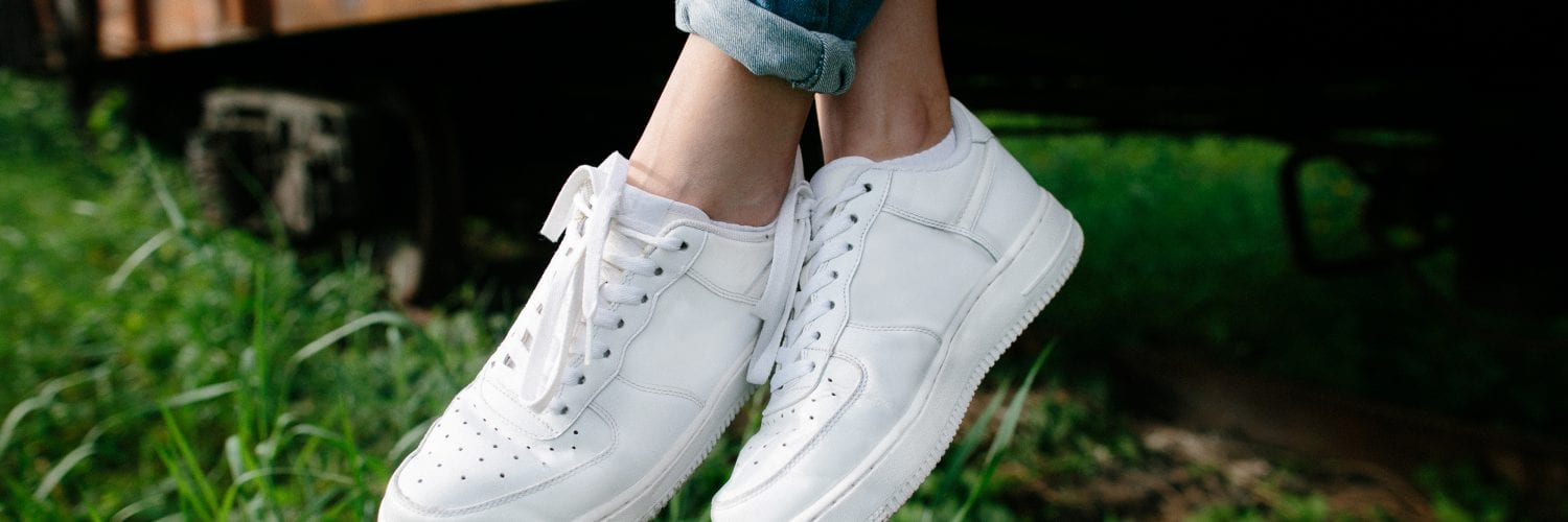 Make Your Shoes White Again With Speed Queen Washers