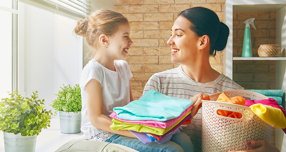 How to get wrinkle-free laundry without ever touching an iron