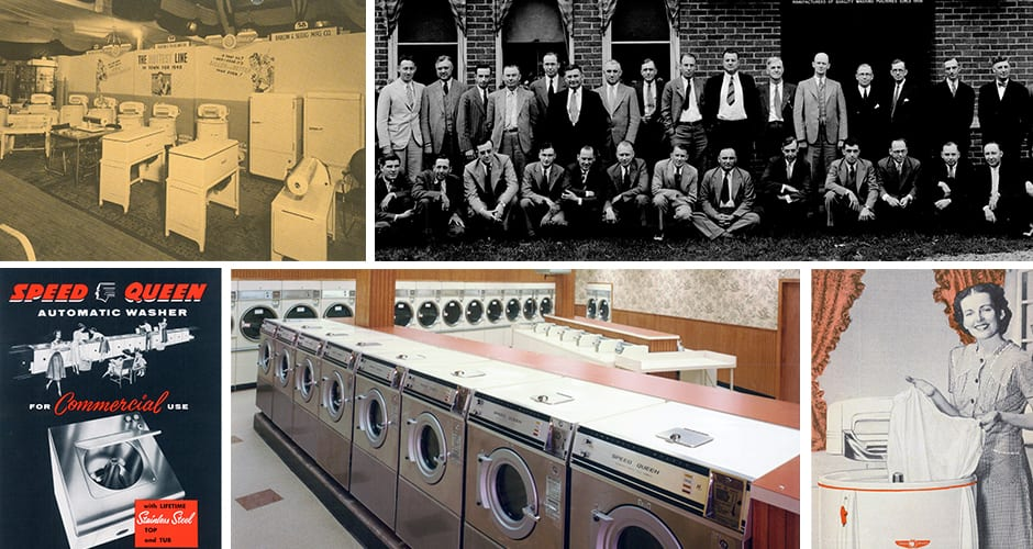 From Handwashing to High-tech: The History of Laundry