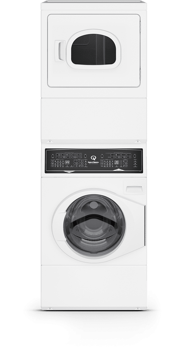 stacked washer dryer
