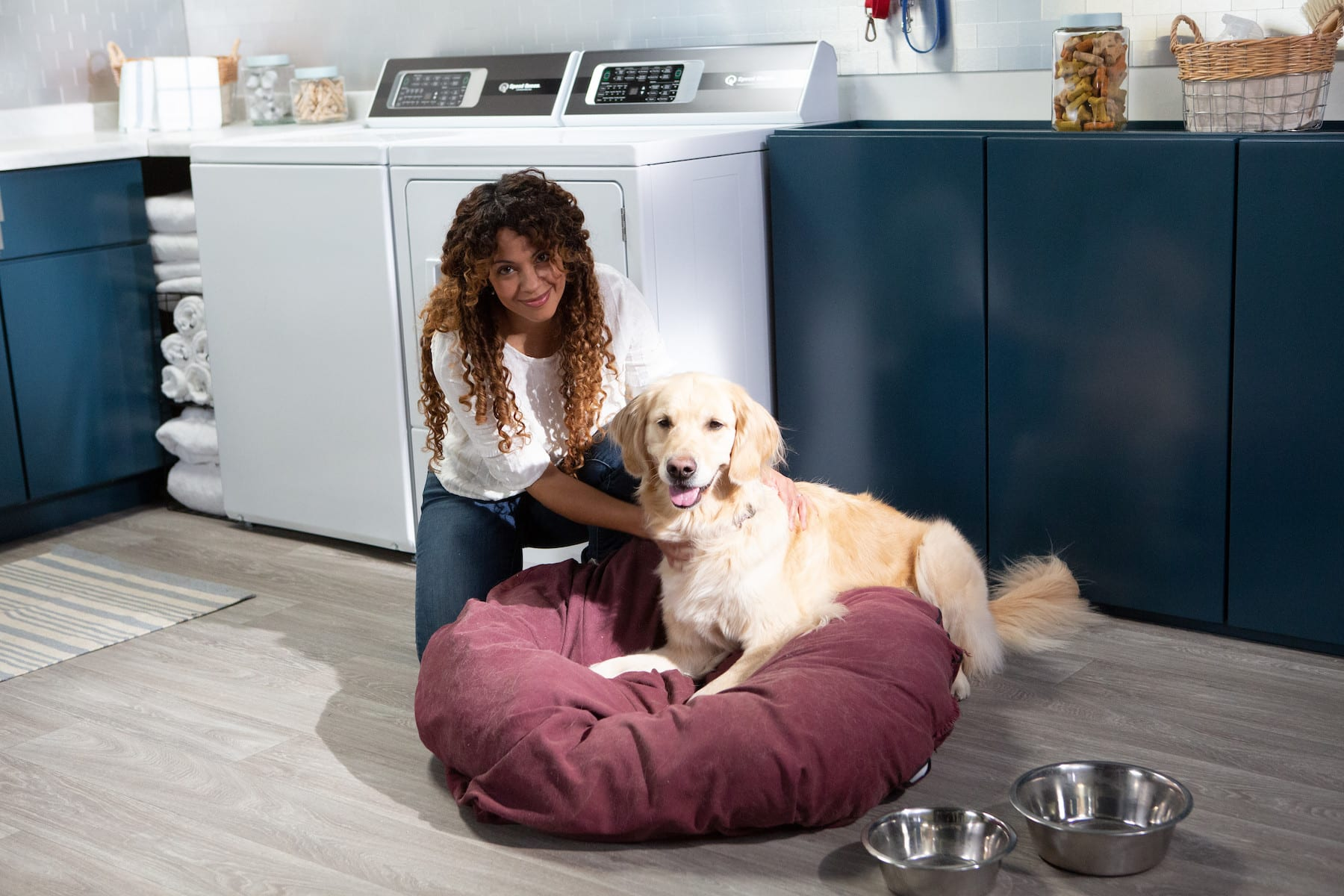 Speed Queen Launches Dryer with Cycles for Pet Items