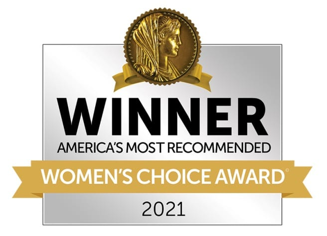 Speed Queen Recognized by the Women's Choice Award as a Brand Loved by Women across America