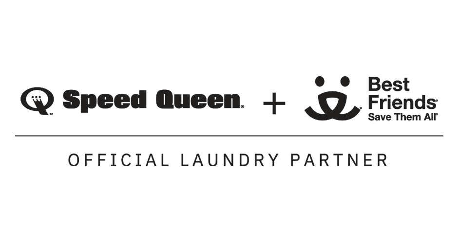 Speed Queen Partners with Best Friends Animal Society